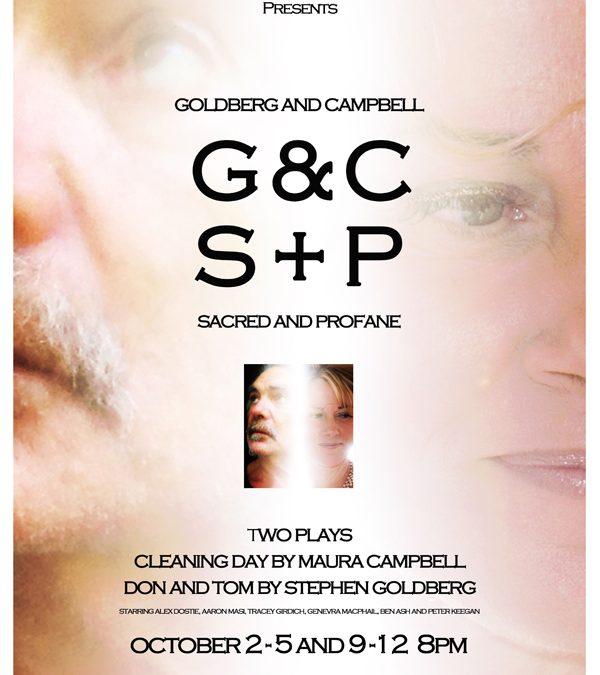 Goldberg & Campbell Sacred + Profane